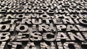 El horno de palabras