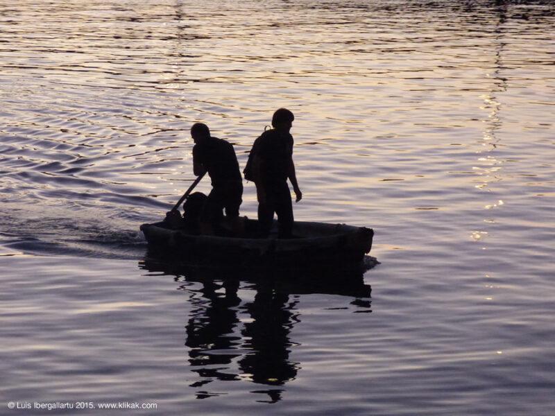 Pescadores de sueños de corredores